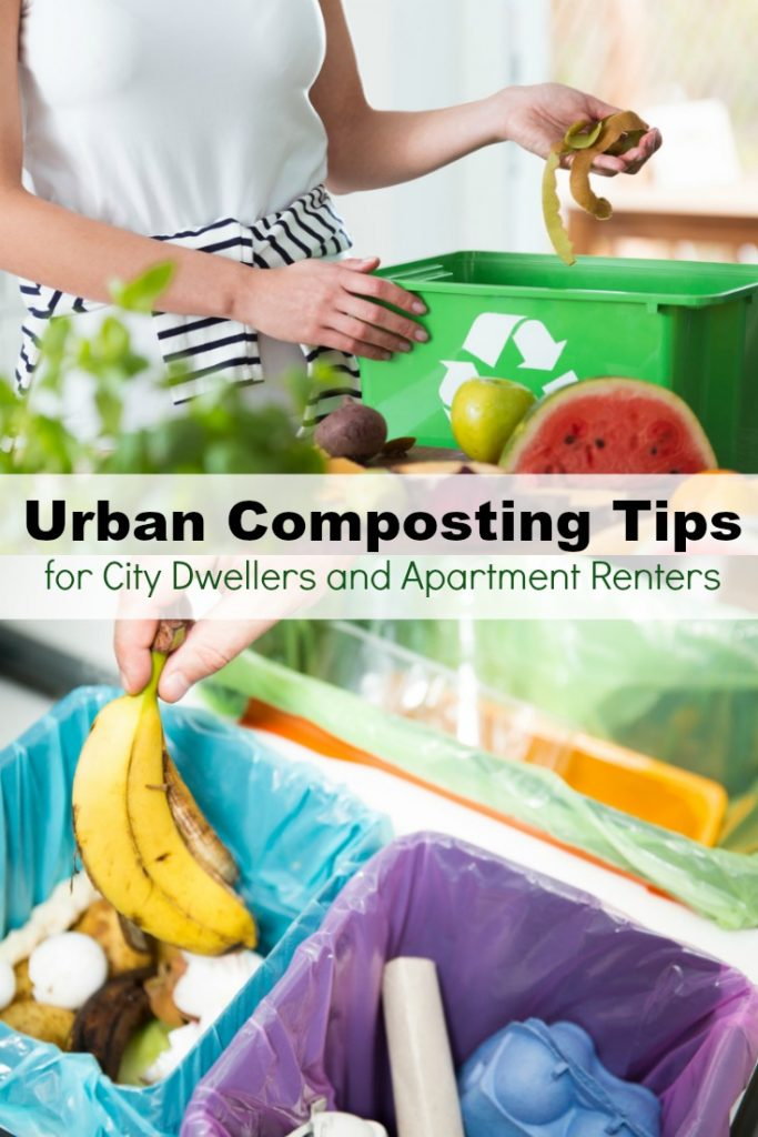 Urban Composting Tips for City Dwellers and Apartment Renters