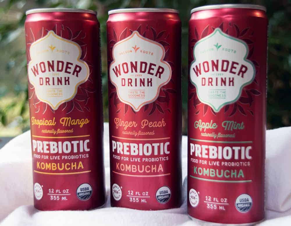 Canned Kombucha