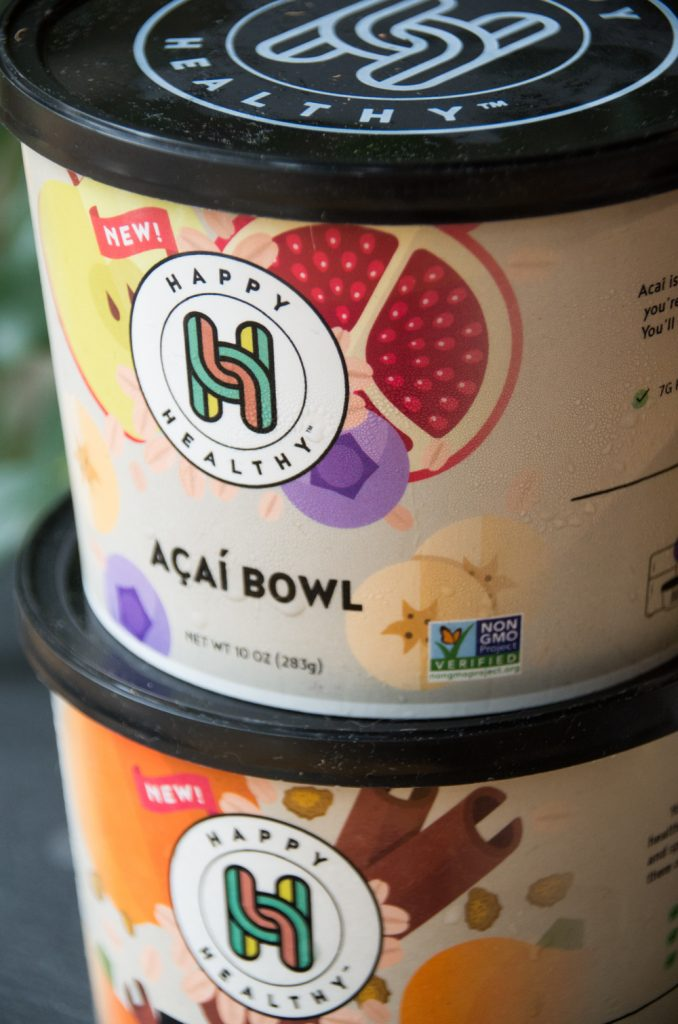 Happy Healthy Nutritious Acai bowl