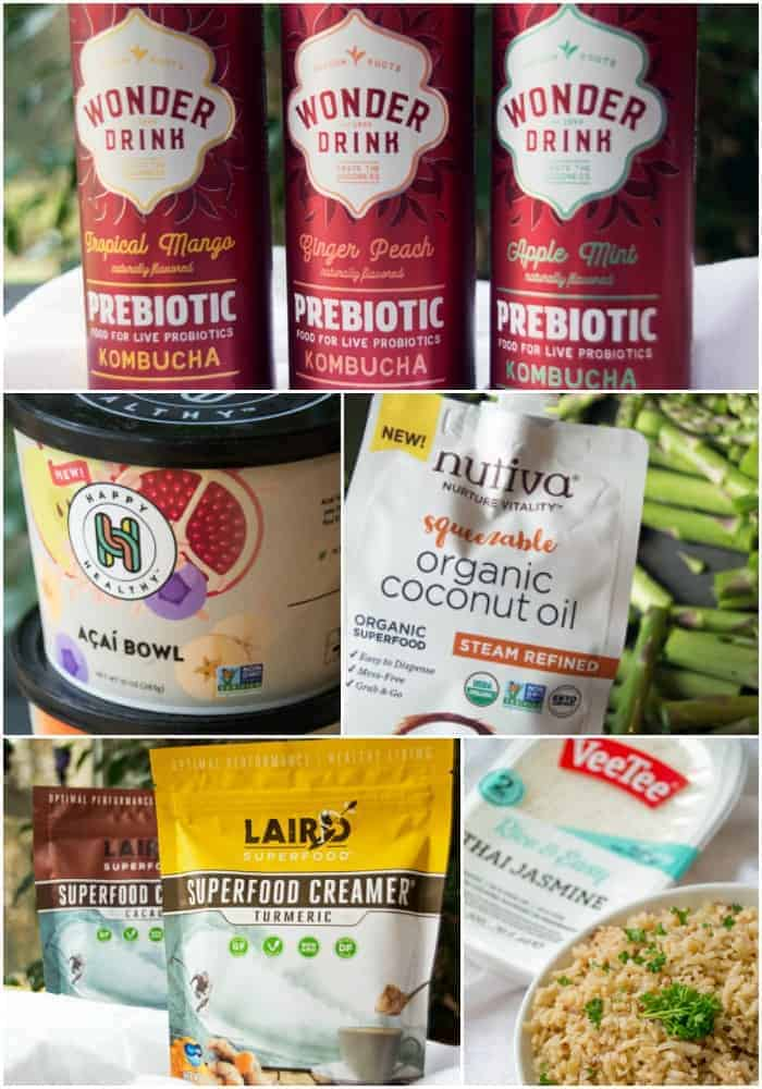National Nutrition Month Products for Healthy Living