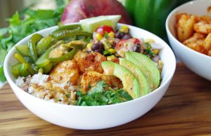 Easy Shrimp Bowl Recipe