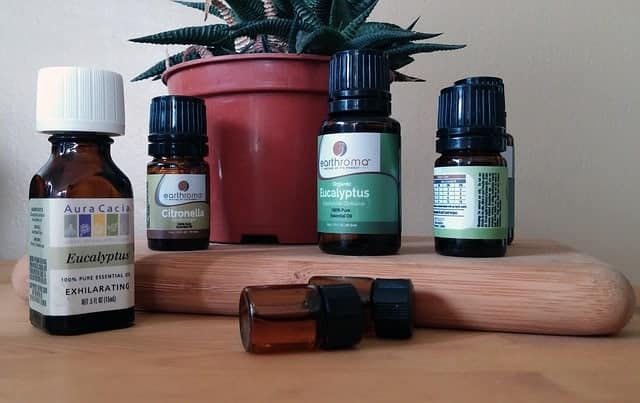 common essential oils