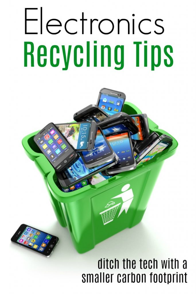 Electronics Recycling Tips and Upgrading Technology with a Smaller Carbon Footprint