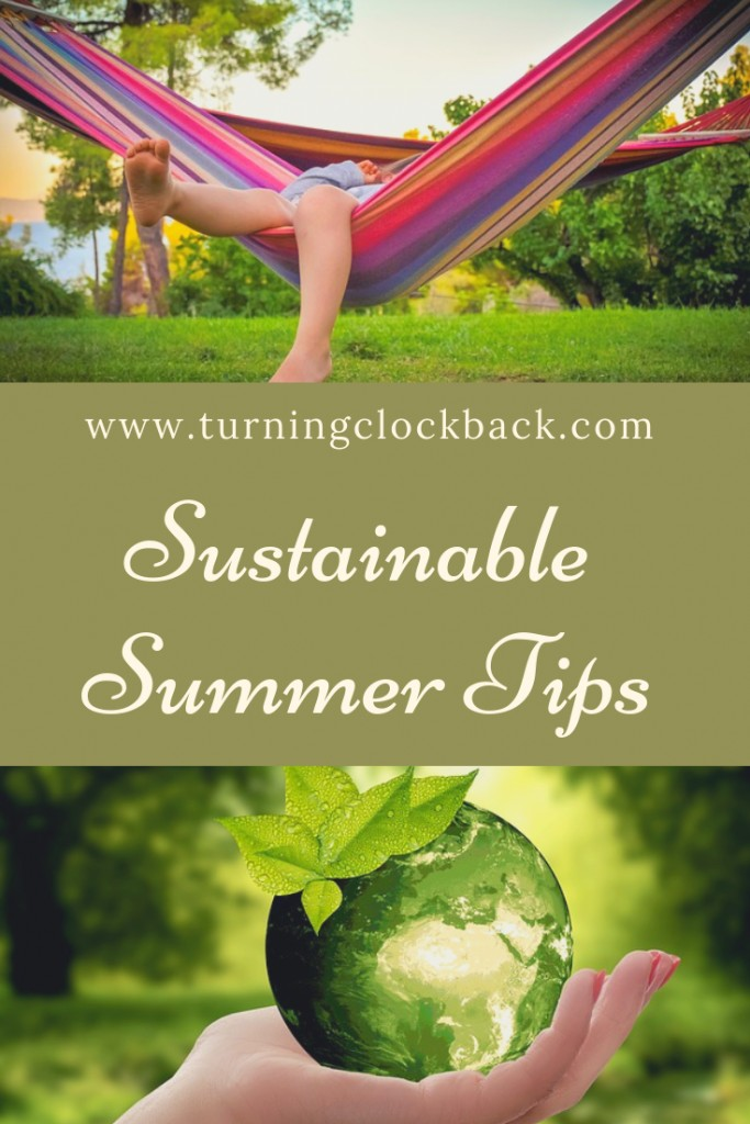 Sustainable Summer Tips for the Whole Family
