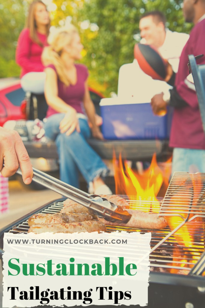 Sustainable Tailgating Party Ideas for your next football party