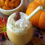 Pumpkin Spice Latte Smoothie with Collagen