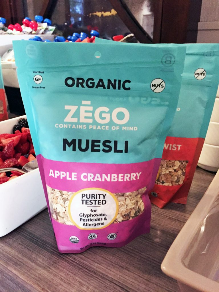 Zego muesli at shiftcon conference atlanta 2019