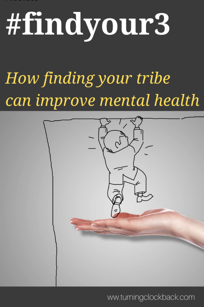 Building Healthy Relationships and How finding your tribe can improve mental health
