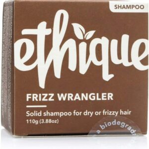 Ethique Eco-Friendly Solid Shampoo Bar for Dry or Frizzy Hair