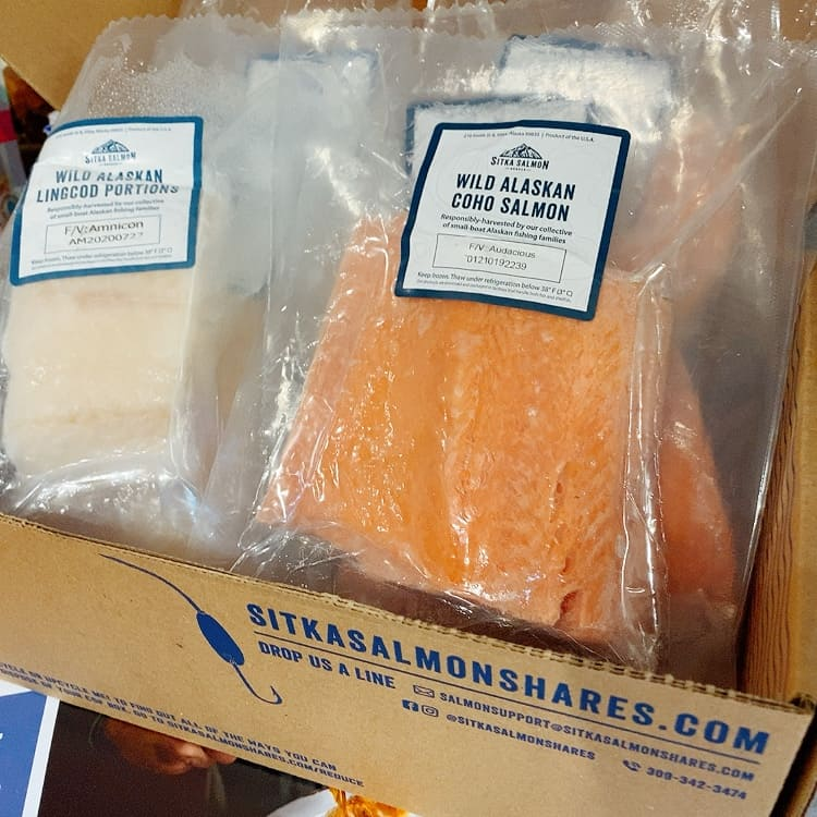 sitka seafood shares