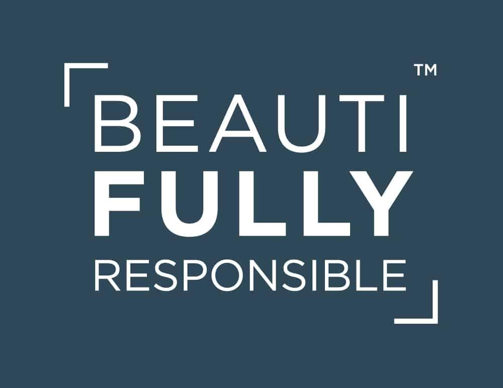 beautifully responsible flooring logo